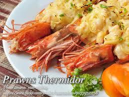 prawns thermidor panlasang pinoy