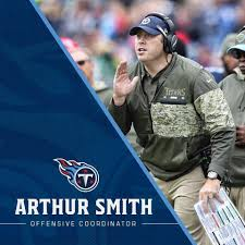 Titans promote Arthur Smith to offensive... - Tennessee Titans | Facebook