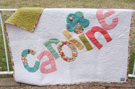 Fifty Two On Friday -Dessert edition | Craft, Babies and Sewing ... & Name quilts. LOVE it! Adamdwight.com
