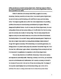 essays on the government  government control essays and papers