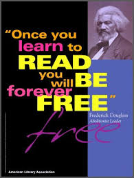 best frederick douglass images frederick   once you learn to you will be forever from the