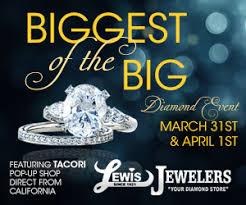 biggest of the big tacori s event at lewis jewelers in ann arbor michigan
