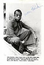 view james baldwin art prices and auction results baldwin james 1924 1986 american novelist scarce signed 5 x 7 5