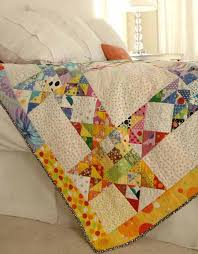 Quilt Patterns for Scrappy Quilt Projects | Star quilts and Polka ... & A cute and scrappy quilt! Visit to download pattern... Polka Dot ... Adamdwight.com