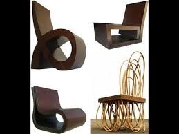modern wood chair. Modern Wood Chair~Modern Arm Chair T