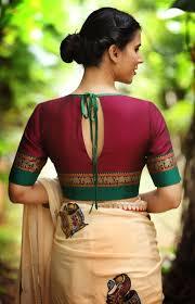 Boat Neck Blouse Designs For Saree Boat Neck Blouse Blouse Neck Designs Blouse Designs Silk