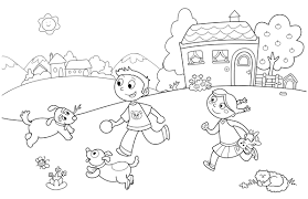 Small Picture Summer Coloring Pictures With Kids Pages glumme