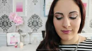 everyday makeup look feat the urban decay palette pink tutorial tutorials mice phan