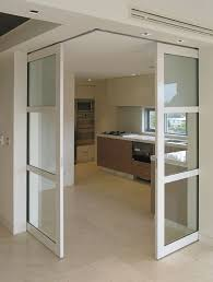 inspiring single glass pocket doors with best 25 pocket doors ideas on room door design