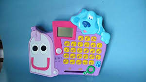 Mailbox blues clues Kids Toy Image Unavailable Image Not Available For Color Blues Clues Mailbox Amazoncom Amazoncom Blues Clues Mailbox Electronic Handheld Toy Toys Games
