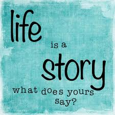 Image result for everybody has a story quote