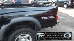2003 Toyota Tacoma PreRunner Double Cab V6 TRD SR5 2WD - YouTube