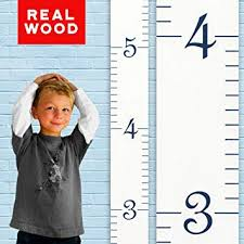 Growth Chart Art Wooden Growth Chart Ruler For Boys Girls Kids Growth Chart Wood
