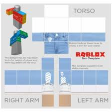 Roblox Transparent Template Free Template Png Images Cliparts Pngtube