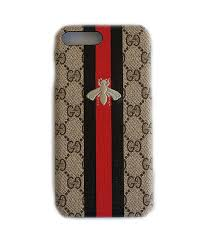 gucci 7 plus phone case. gucci case for iphone 7 plus printed phone n
