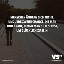 Menschen ändern Sich Nicht Und Jede Zweite Chance Die Man Ihnen