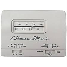 amazon com coleman 83303862 digital thermostat automotive rv camper coleman mach manual thermostat