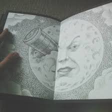 aesthetic alternative art book bullet clouds drawing grunge