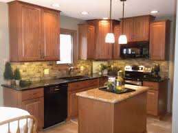 honey oak kitchen cabinets with granite countertops best of kitchen makeovers with oak cabinets beautiful tutorial
