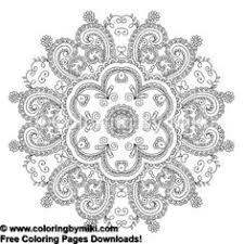 17 件のおすすめ画像ボード曼荼羅の塗り絵 Coloring Pages