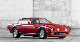 Which Is Your Favourite Aston Martin Vantage Classic Driver Magazine