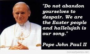 Pope John Paul Ii Quotes Classy Pope John Paul II Quotes