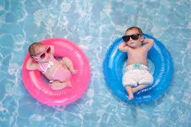 Sommer Und Hitze Mit Dem Baby Durch Die Heißen Tage