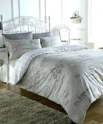 french country style duvet comforter cover sets um image for french style script natural paris calligraphy