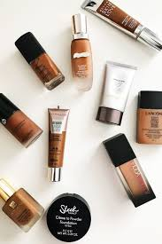 best foundations for dark skin