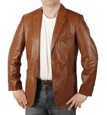 mens leather blazers and on jackets