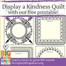 Display a Kindness Quilt — Doing Good Together™ & Display a Kindness Quilt Adamdwight.com