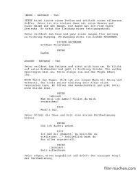 Drehbuch Schreiben Wie Schreibt Man Ein Gutes Drehbuch