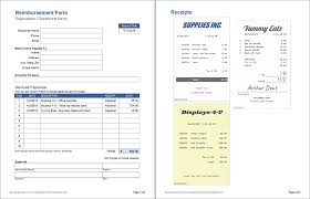 Claim Report Template Free Expense Reimbursement Form Templates