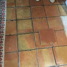 Attractive Manganese Saltillo Tile