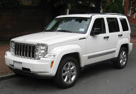 Jeep Liberty Bolt Pattern Mesmerizing Jeep Liberty KK Wikipedia