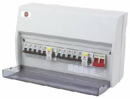 fusebox electrical supplies electrical supplies and goods trade wylex 10 way dual rcd consumer unit 10 mcbs