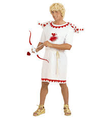 details about mens male mr cupid fancy dress valentines day costume outfit xl