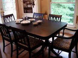 antique dining room suites for sale. just finished this duncan phyfe antique dining room set~black distressed suites for sale