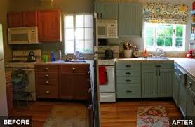 7 paint it small kitchen diy ideas before after remodel pictures