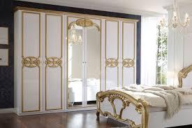 Pol Power Claudia Barock Schlafzimmer Weiß Gold Möbel Letz Ihr