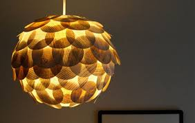 recycled lighting. allison patrick recycled book lighting e