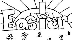 Coloring Pages Free Easter Coloring Pages Religious Christian