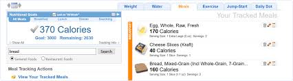 Meal Tracking Free Diet Tracking
