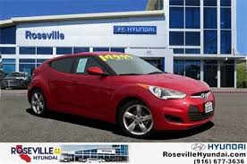 hyundai veloster 2015 red. Brilliant 2015 2015 Hyundai Veloster For Sale In Roseville CA Image 1  In Red W