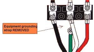 4 wire 220 plug diagram images diagram furthermore how to install a 220 volt 4 wire outlet askmediy