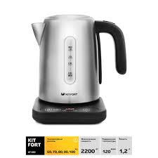 <b>Электрический чайник Kitfort</b> КТ-662 в Москве – купить по низкой ...