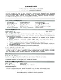 Manager Resume Examples Office Manager Resume Sample Project Manager