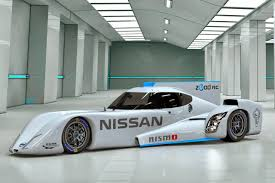 NISSAN ZEOD RC ELECTRIC RACER: FUTURE SHOCK! - Car Guy Chronicles