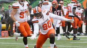 Bengals In Trash Browns Back Whipping Up Talk