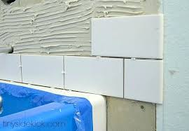 installing a new bathtub how to install ceramic tile in bathroom wall tiling around a new installing a new bathtub how